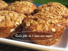 Muffin Bread, Muffin Cups, Muffin Recipes, Coffee Cake, Scones, Food To Make, Banana Bread, Biscuits, Deserts
