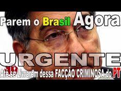 #FORAPT ... o Exército vai colocá-lo para correr ... TERRORISMO - LULA-DILMA PT ENVIA AO CONGRESSO DECLARAÇÃO DE GUERRA AO BR...