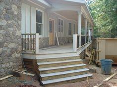 Best Precast Concrete Steps Lowe S Exterior Home Pinterest 640 x 480