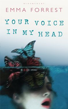 Your Voice in my Head.  Scarily beautiful. Beautifully scary. A feeling I have never felt before....