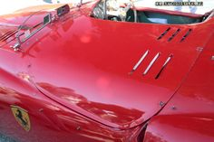 Concours d'élégance villa d'Este 2011 Ferrari 375 MM.