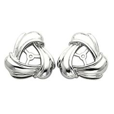 Pair of 14K White Gold Earring Jackets Gems-is-Me. $762.70. This item will be gift wrapped in a beautiful gift bag. In addition, a 'gift message' can be added.. FREE PRIORITY SHIPPING