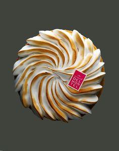 Tarte au citron meringuée - Delmontel