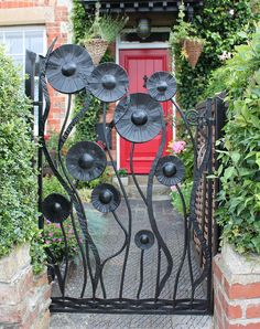 The Daisy Gate by Adrian The Smith at Trinity Forge, via Flickr