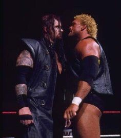 Psycho Sid vs. The Undertaker