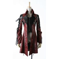 Punk Rave Y-349   The Vampire Lord jacket