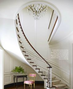 - Fabulous Entry-way and Staircase Design