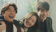 Gong Yoo, kim go eun and lee dong wook Goblin Drama ❤❤^^ Lee Dong Wook, Man To Man Kdrama, Goblin Korean Drama, K Drama, Goblin Gong Yoo, Kwon Hyuk, Weightlifting Fairy Kim Bok Joo, Kim Go Eun, Kdrama Memes
