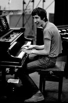 Pete on Keyboards