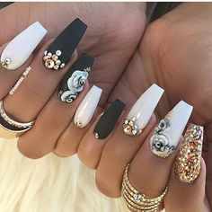 26 Best Acrylic Nails Images On Pinterest In 2018