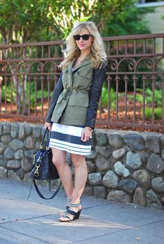 @TaylorSterling in 'Sterling Style' with her classic M.A.B. Super chic