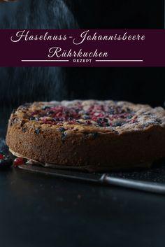 Haselnuss – Johannisbeere Kuchen