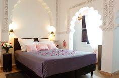 Marokko, Marrakech, Hotel La Villa Marrakech: luxurious tempur-pedic hotel in Marrakech