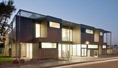 Kirsch Architecture, A loft for children, nursery in Vienna, Austria Composition Design, Concept Architecture, Exterior Design, Loft, Nursery, Mansions, House Styles, Gallery, Children