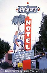Roadside Peek : Northern California Googie Motels