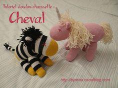 Nouveau tutoriel: Cheval, Zèbre ou Licorne, à vous de choisir!!                                                                                                                                                      Plus