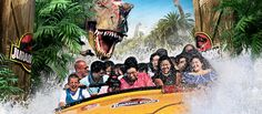 hollywood universal studios jurassic park - Buscar con Google