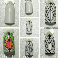 Art Simple, Nail Art Supplies, Nail Bar, Nail Art Diy, Almond Nails, Perfect Nails, Nail File, Red Nails, Manicure And Pedicure