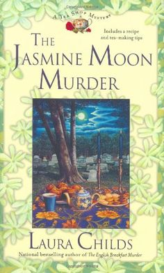 5e5df65f4503 The Jasmine Moon Murder (A Tea Shop Mystery) by Laura Childs Детективы,  Легкий