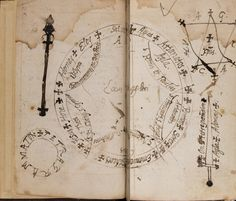 Two unidentified hands penned the Book of Magical Charms in England sometime in the seventeenth century. The book is a distinctive collection of selected passages from works on magic and various occult arts that ...