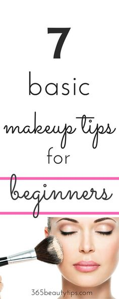 Check out my basic tips for makeup beginners. This is how I started doing my own makeup, and how my skills developed from then on.