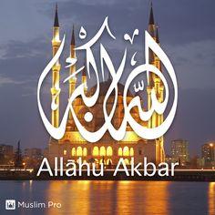 Allāhu Akbar #muslimpro http://www.muslimpro.com/invite/CGES0J
