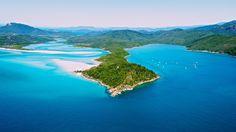 Whitsunday Islands National Park, Queensland, Australia ✯ ωнιмѕу ѕαη∂у