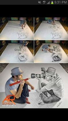 Awesome 3d art!