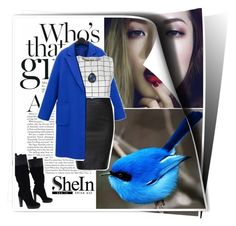 """Black split skirt"" by rikadigimon13 ❤ liked on Polyvore featuring Glamorous, Ippolita, BCBGMAXAZRIA, women's clothing, women's fashion, women, female, woman, misses and juniors"