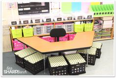 One Sharp Bunch: Classroom Reveal & First Day FREEBIES