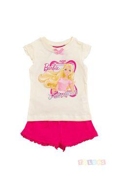 Pyjama Fille Barbie Fabulous ! | http://www.toluki.com/prod.php?id=370  #Toluki #enfant