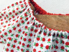 SUMMER SALE Happy apples baby blouse / tank top by APegaRabuda on Etsy, €17.75