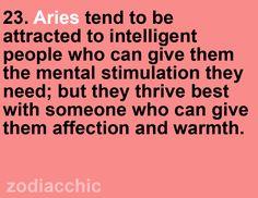 Aries Zodiac Facts So True!!