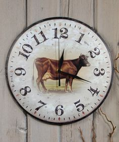 clock with wire frame - Google Search | clocks and mirrors ...
