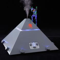 An Evangelion Humidifier?! Yes...Made-in-Japan doesn't get much weirder or cooler than this!