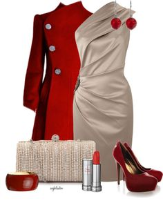 """Christmas Cheer Contest #1"" by angkclaxton ❤ liked on Polyvore"