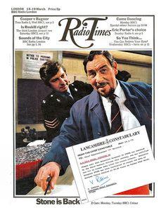 Thanx to Scott Burditt. Magazine Covers, Radio Times Magazine, Vintage Tv, Vintage Clothing, London Airports, Tv Times, Bbc Radio, Old Tv
