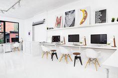 Office Space that inspires // Офис пространство, което вдъхновява   79 Ideas