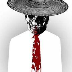mexican necktie