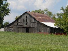 cool old barn
