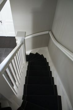 Loper voor op de trap