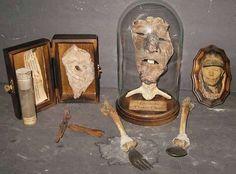 Ed Gein belongings