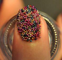 nail caviar