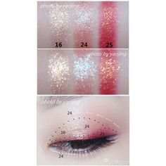 Korean makeup ❤ liked on Polyvore featuring beauty products and makeup