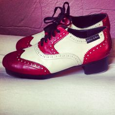 Miller & Ben tap shoes! Best tap shoes ever! Mine are black and pink! Love them!!