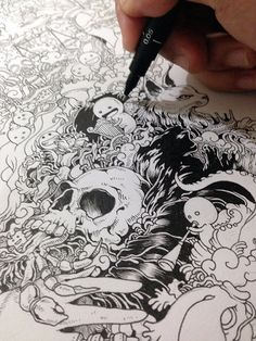 Kerby Rosans Drawings
