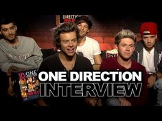 One Direction Talks Global Success & Career Highlights - This Is Us Exclusive Interview