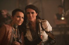 SHARON DEN ADEL and TARJA TURUNEN