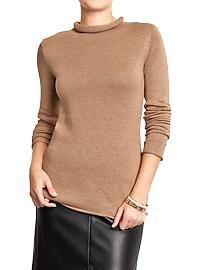 Women's Turtleneck Sweaters