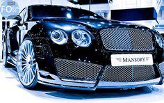 Bentley Continental Speed | Mansory